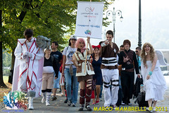 Il gruppo dei Cosplayers Vicentini al IV Vicenza Cosplay Day (Cosplayers Vicentini) Tags: