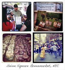 NYC Union Square Greenmarket