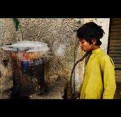 World day against Child Labor (Crosshatchs) Tags: world camera pakistan boy portrait detail art colors yellow children photography kid nikon day child labor stop childlabor 12june 18105mm zeejay d7000 zeeshanjaved