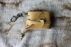 PROTECTION RUNE KEY CHAIN JOURNAL with CLIP LOCK (MOONWATER BOOKS) Tags: leather beads handmade stamps journal books mini clip handboundbook bead bookbinding minibook binding exposed eyelets closure journals runes handmadebook handmadejournal handmadebooks handbound handstamped longstitch minibooks handboundbooks upcycled handmadejournals leatherjournal leathercord watercolourpaper handtorn leatherbooks metalclip waxedlinenthread brassbead exposedbinding handmadeleatherjournal handmadeleatherbook