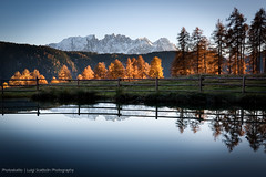 Latemar & Wuhnleger (Photoskatto) Tags: mountain alps montagne landscapes alpi dolomiti dolomiten theauthorsplaza