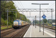 21-04-2014, Ede-Wageningen, VR 203-3 + 917 + 933 + 922 (Koen langs de baan) Tags: