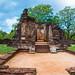 Potgul Vehera at the ancient city of Polonnaruwa