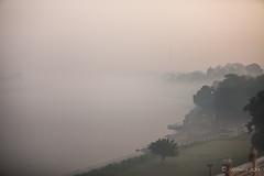 Yamuna River 2214 (Ursula in Aus) Tags: morning india mist architecture unesco yamunariver uttarpradesh earthasia