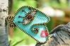 Face brooch (GalleeValley) Tags: face cat pin heart linen embroidery ooak brooch zipper zips cottonfabric zipperbrooch