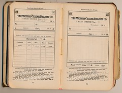 Michigan Central Operating Rules 1920 (Mark Vogel) Tags: railroad train eisenbahn railway rules mc signal signaux chemindefer michigancentral signale rulebook operatingrules signalchart signaldiagram signalaspects signalbilder michigancentralrailroadcompany