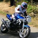 Nathalie Mouratille, Suzuki SV650 thumbnail