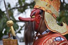 2016/09/19 # # # # # #2016 (haphopper) Tags: 2016 japan ibaraki ishioka festival traditional old people audience performers performance dance float paradefloat lamp light             red