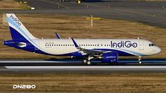 Indigo A320-271N msn 7033 (dn280tls) Tags: indigo a320271n msn 7033 vtitl