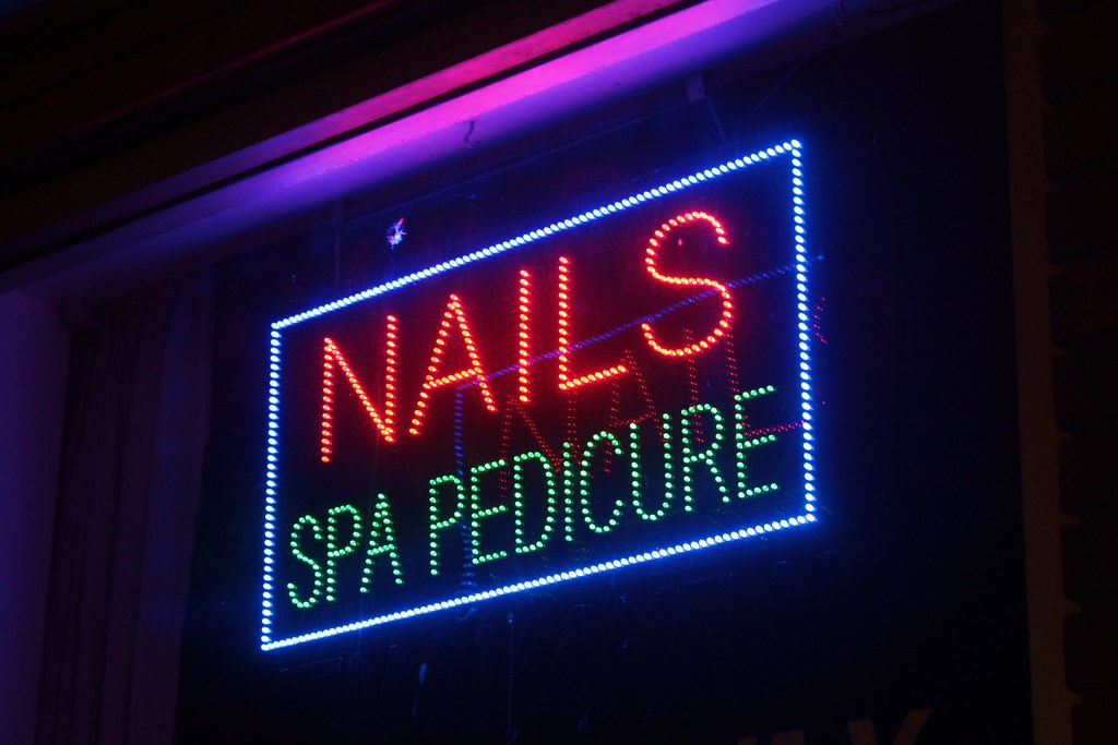The World\'s newest photos of neon and pedicure - Flickr Hive Mind
