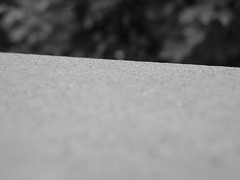 Minimalistic 3 (Florin Gorgan) Tags: blackandwhite bw white abstract black grey bokeh outoffocus depthoffield minimalistic minimalist desaturate