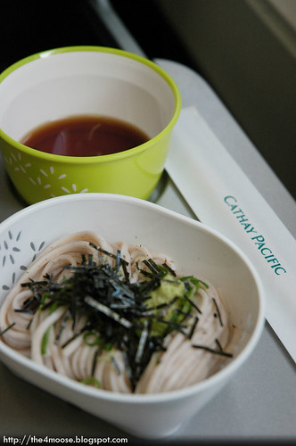 CX 503 - Soba with Dip