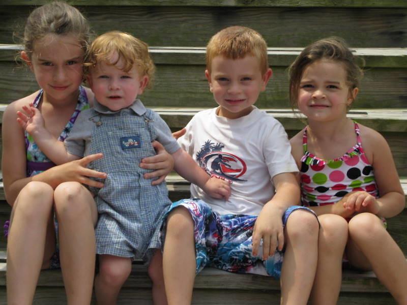 Kids- June 2011