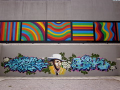 DAZE / RHIZE / REK /ART ON THE ROCKS (daze tn) Tags: show art graffiti birmingham tn alabama spraypaint alphabet artshow graff daze nsa rek rtm artontherocks graffitijam rhize dazetn