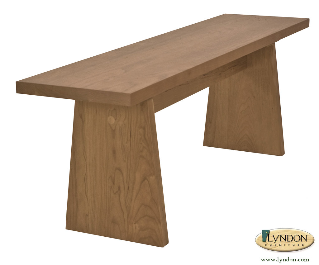 Lyndon Furniture, Canaan Bench