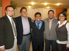 2011 Graduation at the Mexican Baptist Theological Seminary
