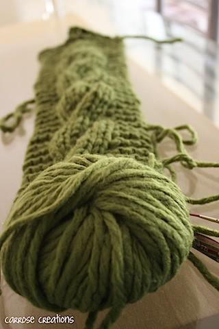 {365} 179 knitting