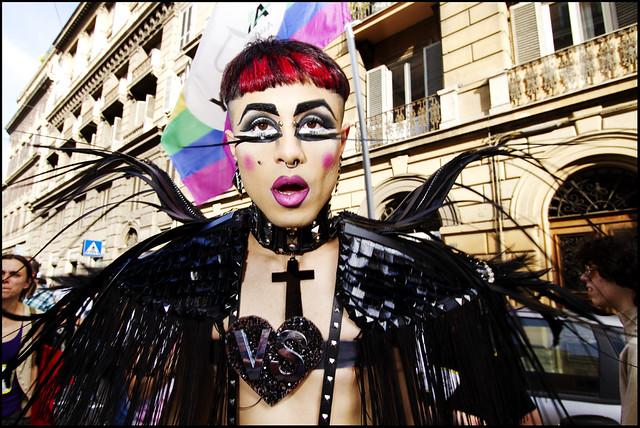 Europride 2011- Captain Blackheart