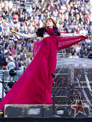 Florence + The Machine - Spartan Stadium - East Lansing, MI - June 26th, 2011