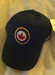 カナダ海軍キャップ