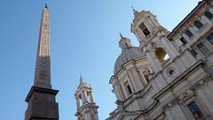 Sant'Agnese in Agone. (evan.chakroff) Tags: evan italy rome piazzanavona 2011 evanchakroff chakroff evandagan