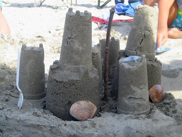 sandcastlesinthesand