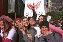 Parada LGBTS - 2004 (Foto Galeria Jesus Carlos) Tags: violncia manifestao lsbicas homofobia transexuais bisexuais paradalgbts travestisgayslsbicastransexuaisbisexuaisparadalgbtsmanifestaohomofobiaviolncia sopaulosopaulobrasilgays