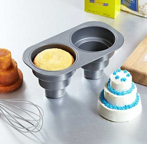mini wedding cake maker Via Amazon