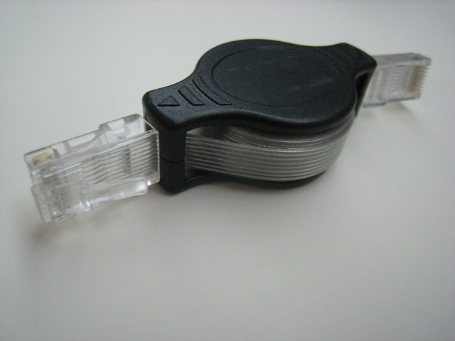 Retractable Network Cable (RJ45)