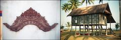 img865 (Hell62_Trbs) Tags: heritage film beach asia resort malaysia canonae1 woodenhouse achitecture terengganu kodakgold100 traditionalhouse heritagevillage setiu analoque autaut penarik 50mmf18fd terrapuri pinganchorage melayuhouse kampungmangkuk hell62 hell62trbs mfazarai
