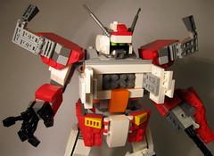 XXXG-01H Gundam Heavyarms (graybandit2000) Tags: lego gundam mecha gundamwing heavyarms legomecha legogundam legoheavyarms