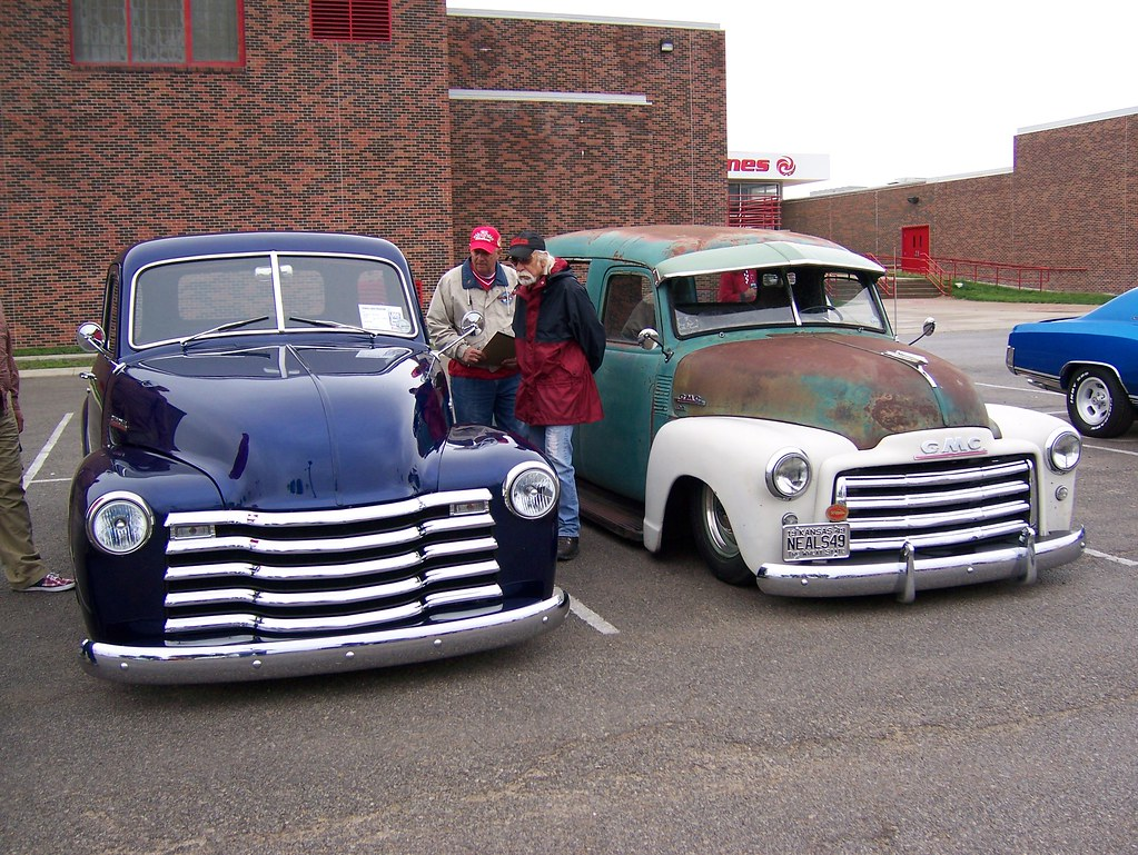 Ottawa Kansas Car Show