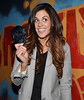 Glenda Gilson (Lifetime Achievement), VVIP Awards 2012 at Andrews Lane Theatre - Arrivals Dublin, Ireland - WENN.com Video here