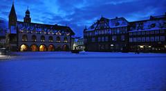 Winter in der Altstadt - Goslar
