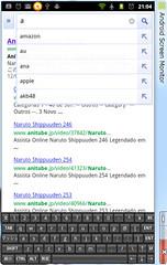 日本語フルキーボード For Tablet 縦