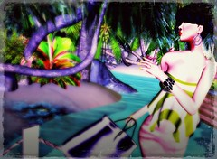 Summer chic - styling for ASMT blog ((off)MAYUMI SUGARPLUM) Tags: art japan digital digitalart mandala secondlife fanatik halcali jesuis asmt asymetrique agapee mayumisugarplum loovusdzevavor