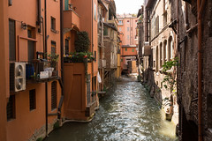Ancient Canals (Joe Hesketh) Tags: italy canals bologna 5dmarkiii