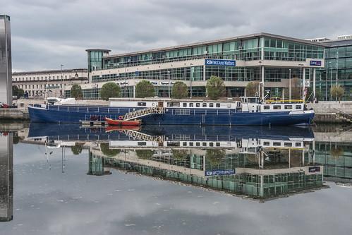 Belfast Barge