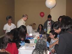 Go Red & Por Tu Salud Health Screenings (5)