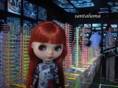 Aisha na exposição humanidade 2012!!