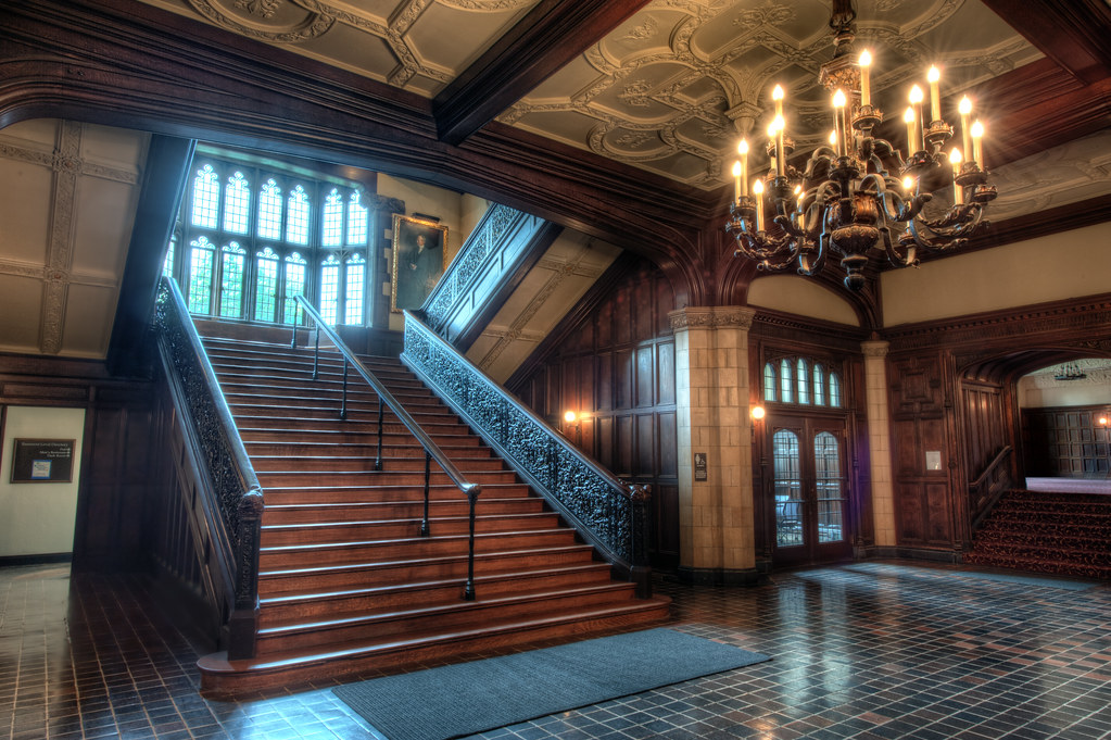 Ida Noyes Hall at the University of Chicago
