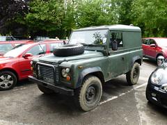 Avebury, England ~ Land Rover (army.arch) Tags: uk england unitedkingdom landrover rangerover avebury