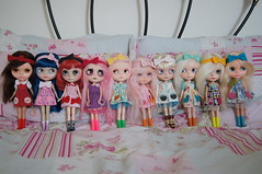 Blythe, Bows, Boots and BA