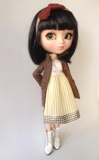 Custom pullip doll