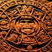 Primer anillo de la Piedra del Sol. Cultura Mexica.