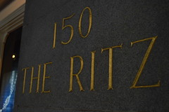 150: The Ritz (CoasterMadMatt) Tags: pictures city uk greatbritain england west london english westminster sign plaque photography hotel photos unitedkingdom britain united capital great may picture cities kingdom piccadilly east 150 photographs gb end ritz british southeast westend theritz 2014 sout capitalcity cityofwestminster ritzhotel theritzlondon may2014 coastermadmatt coastermadmattphotography 150theritz