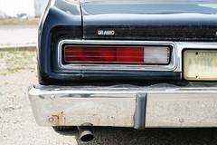 AMC Matador 9.5.2014 0231 (orangevolvobusdriver4u) Tags: auto ontario canada detail classic car logo badge amc brand kanada zeichen matador 2014 klassik amcmatador