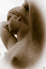 Gustav Vigeland sculpture (Stoptimephoto) Tags: park sculpture oslo norway gb deco gustavvigeland