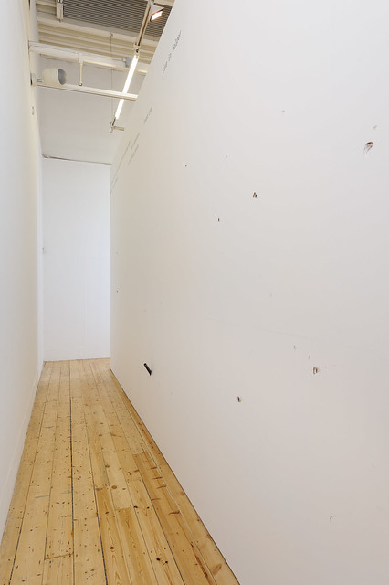 Clifford Owens installation 24