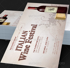 Wine Festival Flyer and Postcard Photoshop Template (godserv) Tags: show red party art festival modern photoshop vintage lunch corporate bottle flyer expo wine postcard mixer valentine canvas event advert networking tasting fx sales showcase template learn sips corks coordinator